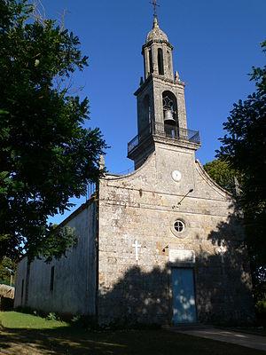 Igrexa de San Lourenzo de Vilatuxe